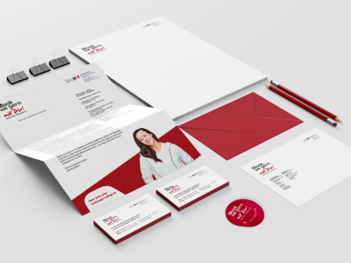 Mook we gern – Corporate Design